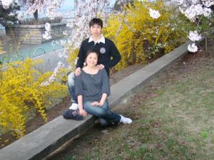 2009벚 꽃 야외 픽닉 105